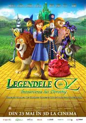 Poster Legends of Oz: Dorothy's Return