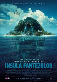 Poster INSULA FANTEZIILOR