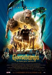 Poster Goosebumps