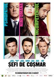 Poster Horrible Bosses