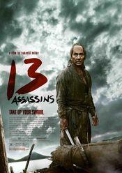 Poster 13 Assassins