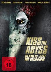 Poster Kiss the Abyss