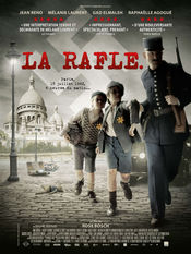 Poster La rafle.