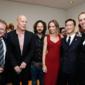 Bruce Willis, Joseph Gordon-Levitt, Emily Blunt, Rian Johnson în Looper/Looper: Asasin în viitor