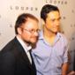 Joseph Gordon-Levitt, Rian Johnson în Looper/Looper: Asasin în viitor