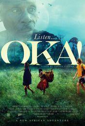 Poster Oka Amerikee