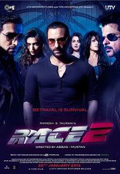 Poster Race 2