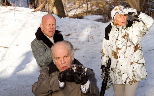 Film - Greu de pensionat