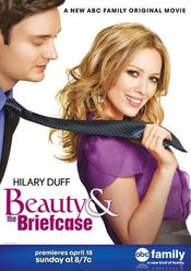 Poster Beauty & the Briefcase