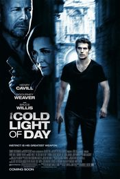 Poster The Cold Light of Day