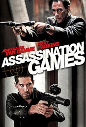 Poster Assassination Games