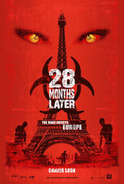 Poster 28 Months Later