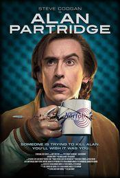 Poster Alan Partridge: Alpha Papa