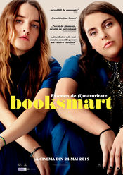 Poster Booksmart