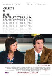 Poster Celeste and Jesse Forever