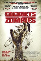 Poster Cockneys vs Zombies