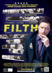Poster Filth