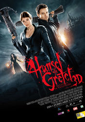 Poster Hansel and Gretel: Witch Hunters