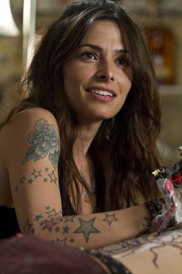 Sarah Shahi în Bullet to the Head