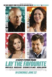 Poster Lay the Favorite