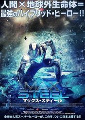 Poster Max Steel
