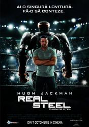 Poster Real Steel