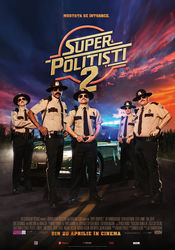 Poster Super Troopers 2