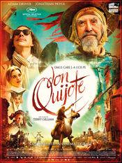 Poster The Man Who Killed Don Quixote