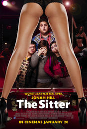 Poster The Sitter