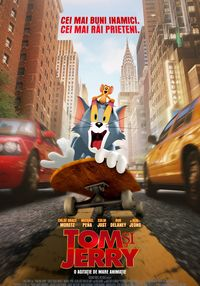 Poster TOM SI JERRY - DUBLAT
