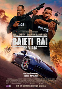 Poster BAIETI RAI PE VIATA