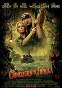 Poster CROAZIERA IN JUNGLA - 3D