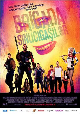Suicide Squad (2016) Brigada Sinucigaşilor Online Subtitrat HD