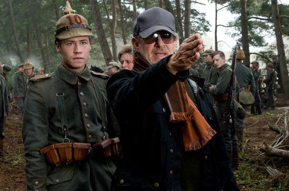 Steven Spielberg în War Horse