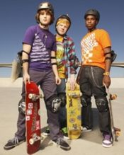 Poster Zeke and Luther