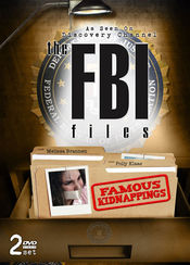 Poster The F.B.I. Files