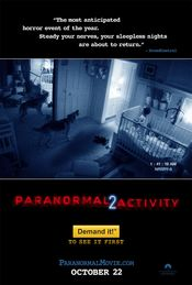 Poster Paranormal Activity 2