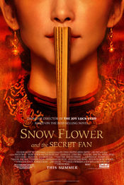 Poster Snow Flower and the Secret Fan