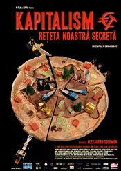 Poster Kapitalism - Rețeta noastră secretă