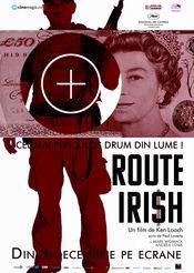 Poster Route Irish