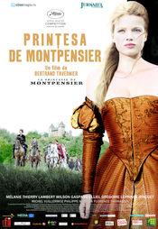 Poster La princesse de Montpensier