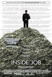 Poster Inside Job