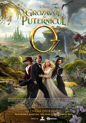 Poster Oz: The Great and Powerful