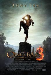 Poster Ong Bak 3