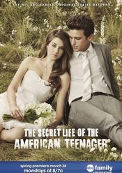 Poster The Secret Life of the American Teenager