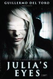 Poster Los ojos de Julia