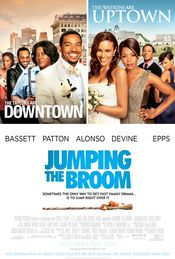 Poster Jumping the Broom