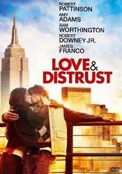 Poster Love & Distrust