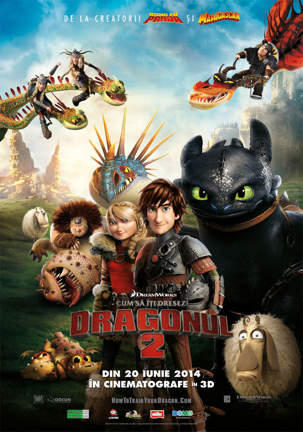 how to train your dragon 2 full movie download