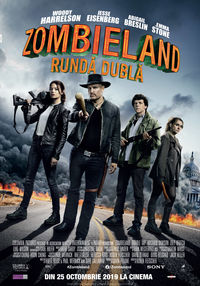 Poster ZOMBIELAND 2